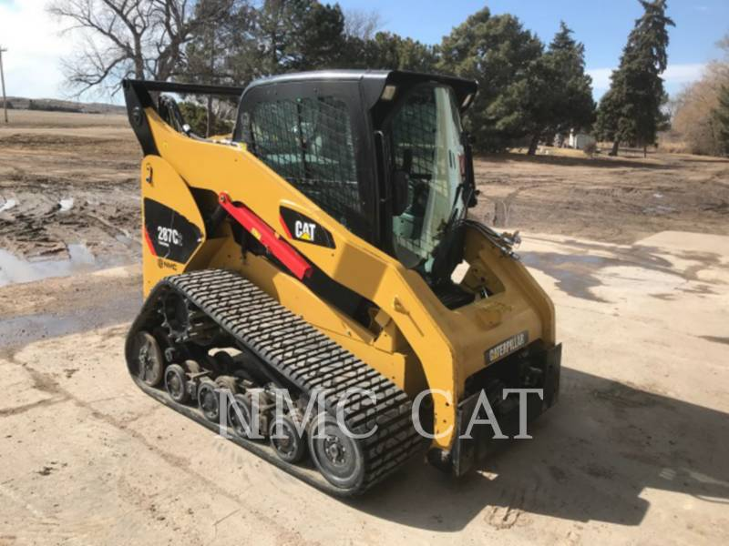 CATERPILLAR MULTI TERRAIN LOADERS 287C2 equipment  photo 4