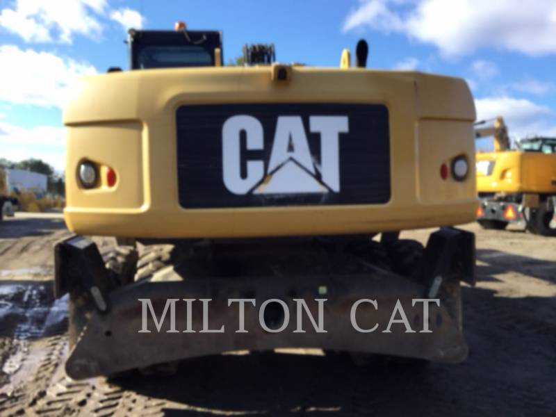 CATERPILLAR WHEEL EXCAVATORS M322D equipment  photo 4
