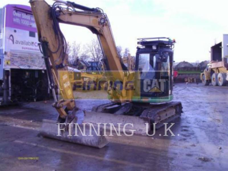 CATERPILLAR TRACK EXCAVATORS 308DCRSBRT equipment  photo 3