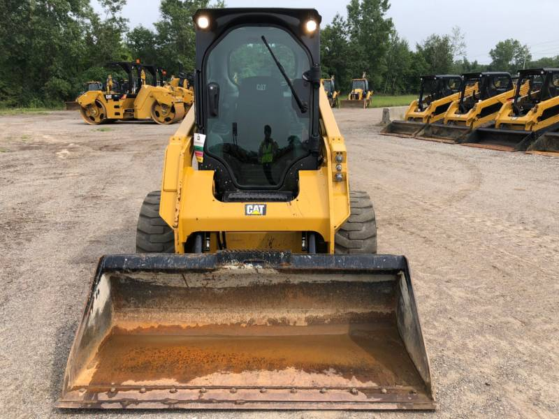 CATERPILLAR PALE COMPATTE SKID STEER 236 D equipment  photo 7