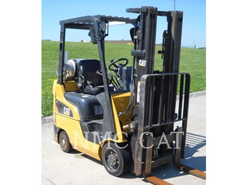 CATERPILLAR LIFT TRUCKS GABELSTAPLER C3500_MC equipment  photo 1