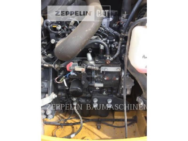 CATERPILLAR TRACK EXCAVATORS 302.5C equipment  photo 21