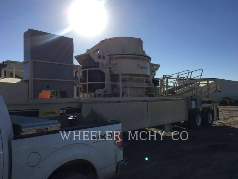 METSO CRUSHERS B9100SE equipment  photo 3