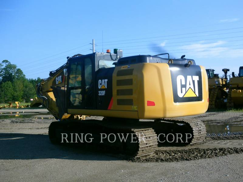 CATERPILLAR 履带式挖掘机 320FL equipment  photo 4