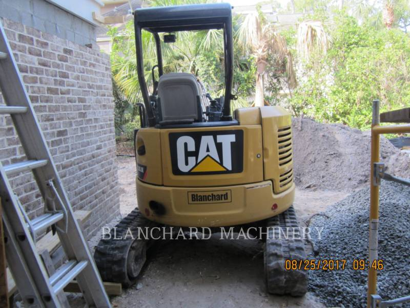 CATERPILLAR TRACK EXCAVATORS 303.5E SO equipment  photo 4