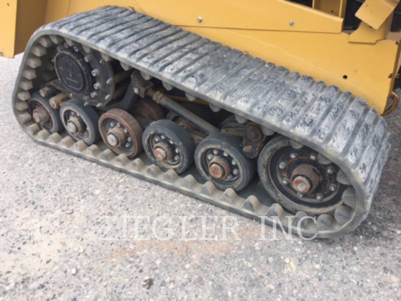 CATERPILLAR CARREGADEIRAS TODO TERRENO 257DS equipment  photo 7