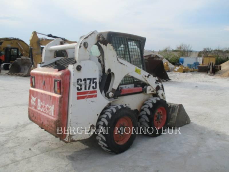 BOBCAT スキッド・ステア・ローダ S175 equipment  photo 5