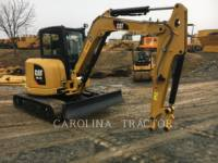 CATERPILLAR TRACK EXCAVATORS 305.5E2 CB equipment  photo 5