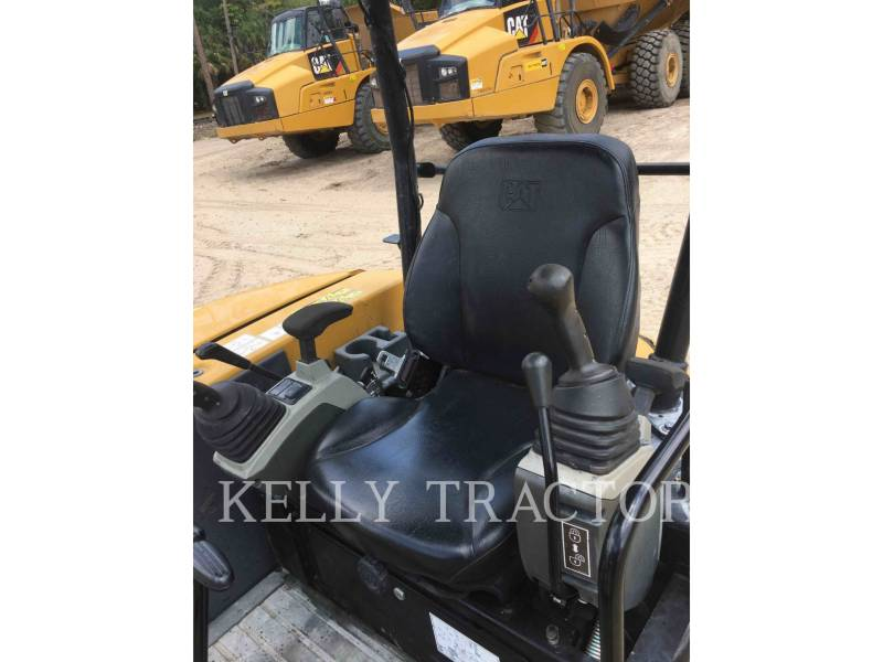 CATERPILLAR TRACK EXCAVATORS 303.5E2CR equipment  photo 12