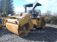 CATERPILLAR COMPACTEURS TANDEMS VIBRANTS CB54 XW equipment  photo 3