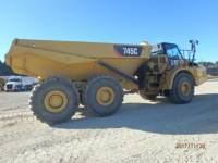 CATERPILLAR CAMIONES ARTICULADOS 745C equipment  photo 4
