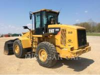 CATERPILLAR CARGADORES DE RUEDAS 938H 3R equipment  photo 3