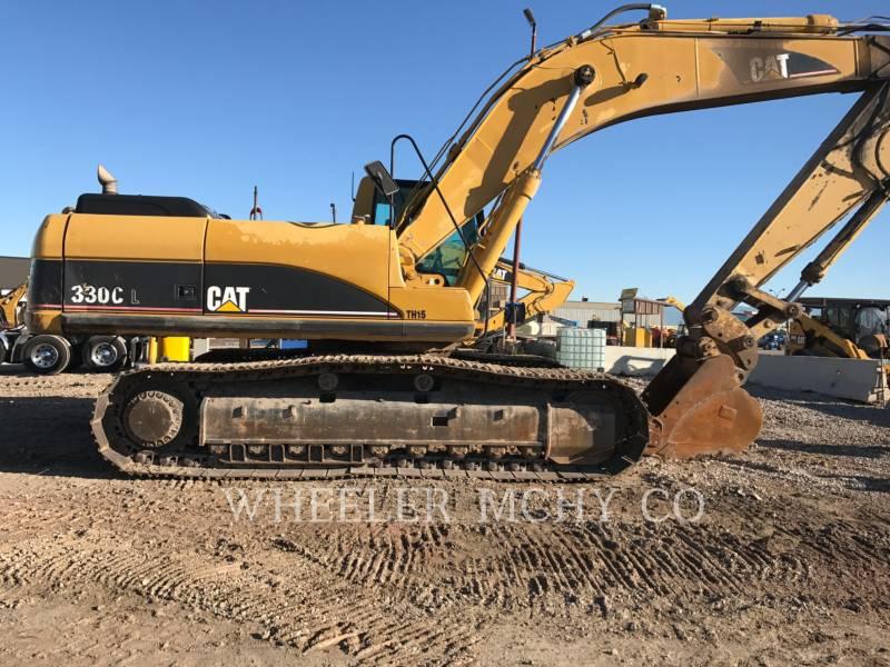 CATERPILLAR トラック油圧ショベル 330C L equipment  photo 1