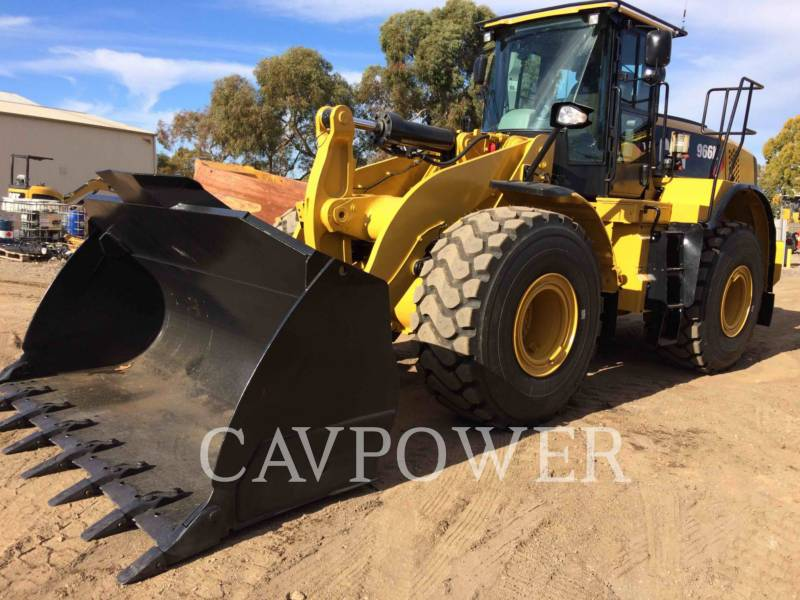 CATERPILLAR WHEEL LOADERS/INTEGRATED TOOLCARRIERS 966K equipment  photo 1
