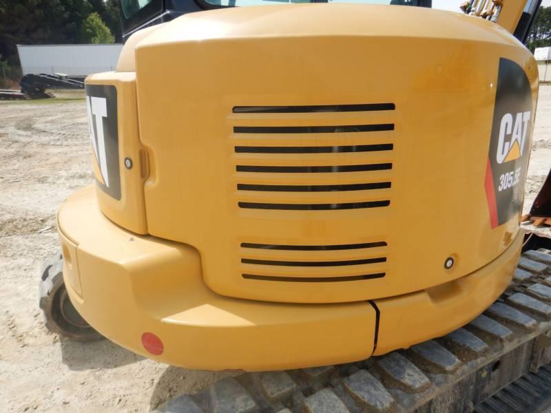 CATERPILLAR TRACK EXCAVATORS 305.5ECR equipment  photo 22