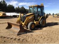 CATERPILLAR バックホーローダ 420D 4WDE equipment  photo 1