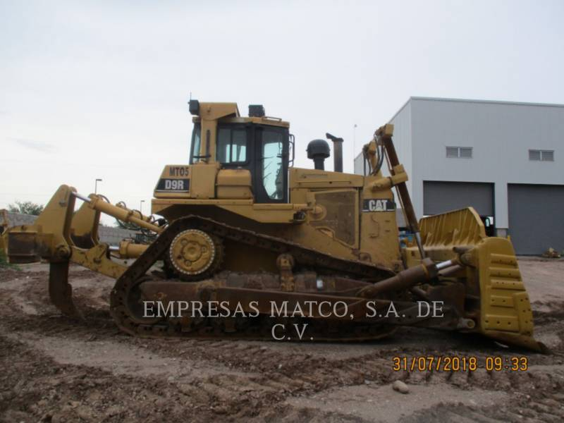 CATERPILLAR KETTENDOZER D9R equipment  photo 4