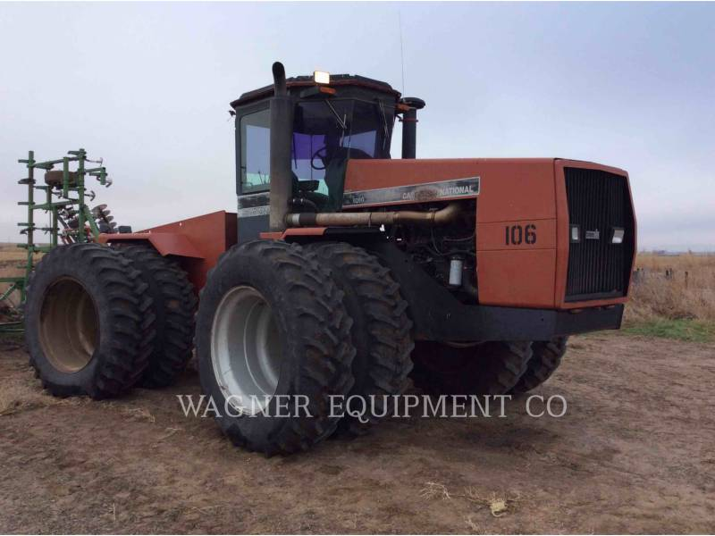 CASE TRACTEURS AGRICOLES 9280 equipment  photo 4