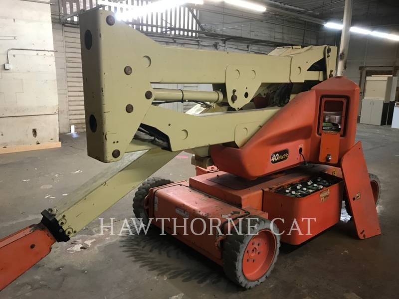 JLG INDUSTRIES, INC. LIFT - BOOM 40E(N) equipment  photo 3