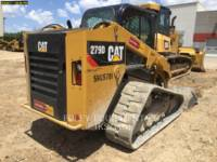 CATERPILLAR SKID STEER LOADERS 279DSTD2CA equipment  photo 2