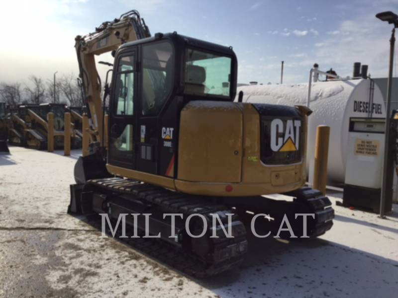 CATERPILLAR KETTEN-HYDRAULIKBAGGER 308E2 CRSB equipment  photo 7