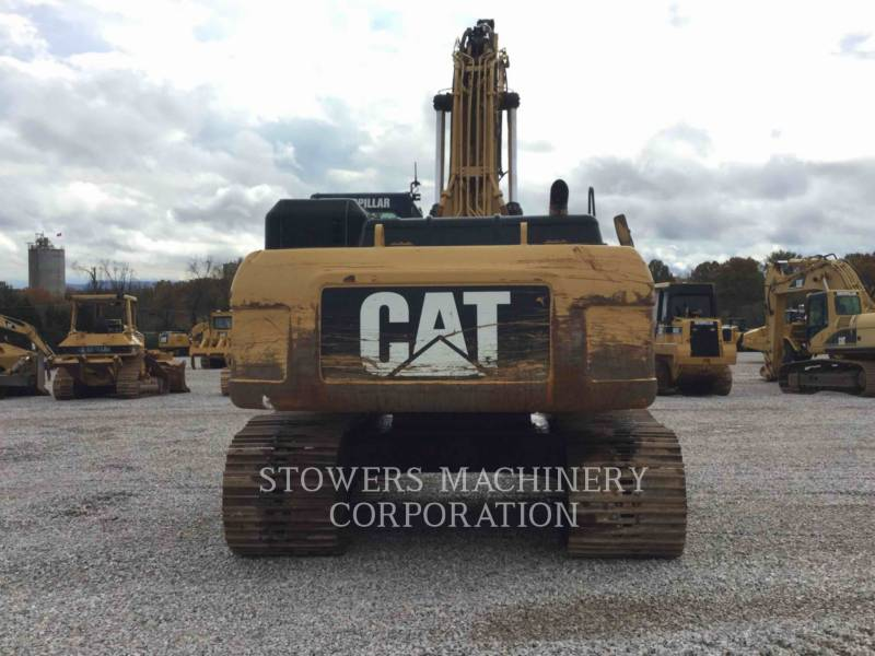 CATERPILLAR TRACK EXCAVATORS 330DL equipment  photo 7