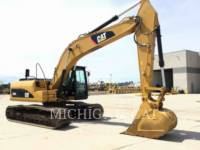 CATERPILLAR TRACK EXCAVATORS 320DL PQ equipment  photo 2