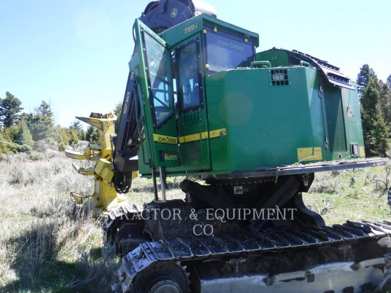 JOHN DEERE MAŞINĂ FORESTIERĂ 759J equipment  photo 3