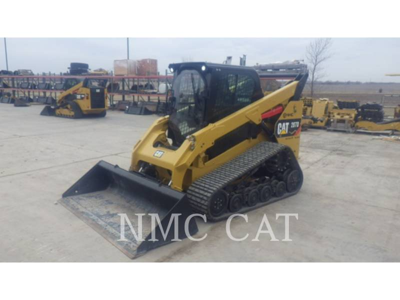 CATERPILLAR DELTALADER 287D equipment  photo 1
