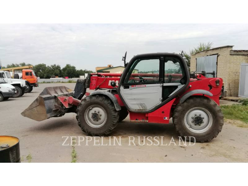 MANITOU BF S.A. TELEHANDLER MT1030S equipment  photo 1