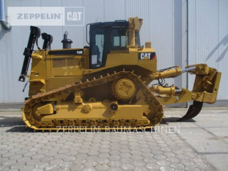 CATERPILLAR TRACTORES DE CADENAS D8R equipment  photo 5
