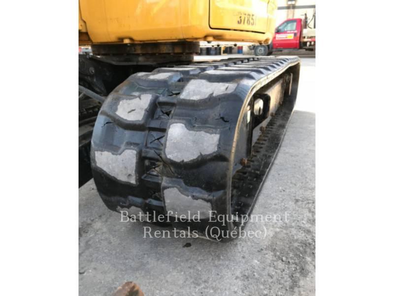 CATERPILLAR TRACK EXCAVATORS 305E2CR equipment  photo 11