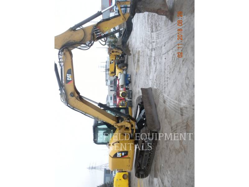 CATERPILLAR ESCAVATORI CINGOLATI 308ECRSB equipment  photo 3