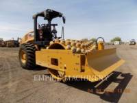 CATERPILLAR COMPACTEUR VIBRANT, MONOCYLINDRE À PIEDS DAMEURS CP56B equipment  photo 1
