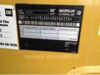 CATERPILLAR CHARGEUSES-PELLETEUSES 430FST equipment  photo 11