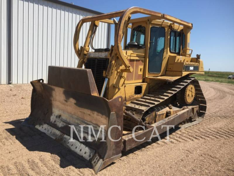 CATERPILLAR TRACK TYPE TRACTORS D6H equipment  photo 1