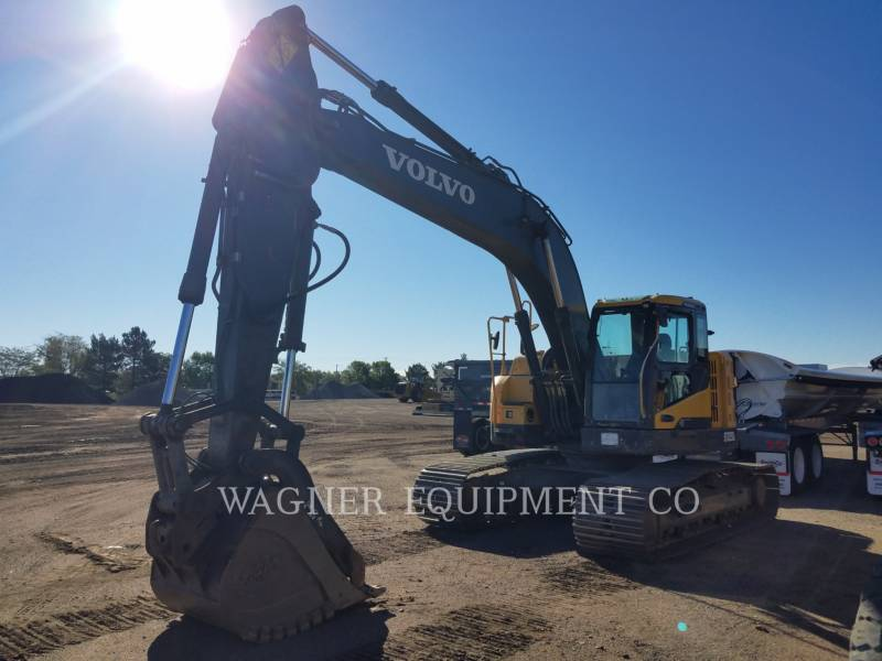 VOLVO CONSTRUCTION EQUIPMENT EXCAVADORAS DE CADENAS ECR 235DL equipment  photo 1