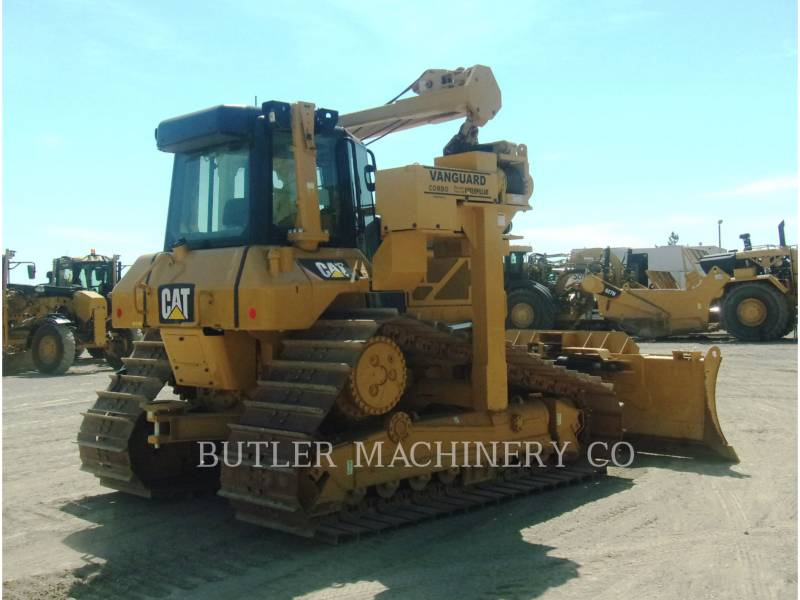 CATERPILLAR TRACTEURS POSE-CANALISATIONS D6N LGPCMB equipment  photo 4