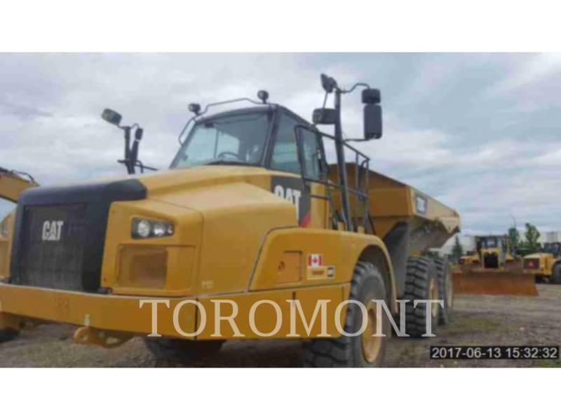 CATERPILLAR OFF HIGHWAY TRUCKS 735C equipment  photo 1