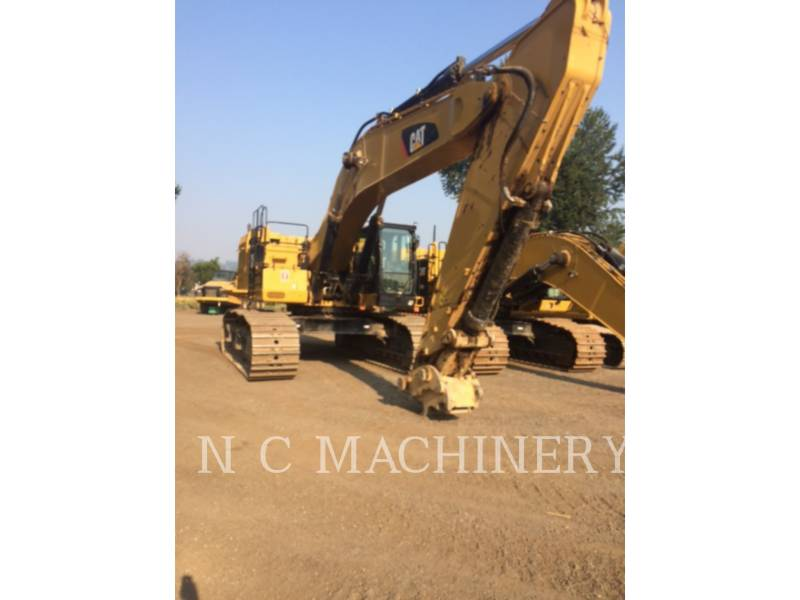 CATERPILLAR ESCAVATORI CINGOLATI 374FL equipment  photo 6