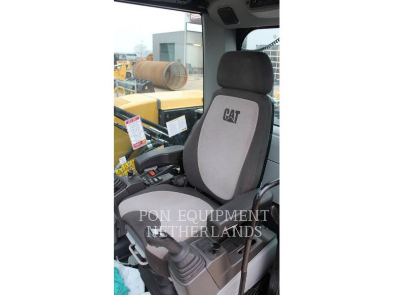 CATERPILLAR WHEEL EXCAVATORS M313 D equipment  photo 8