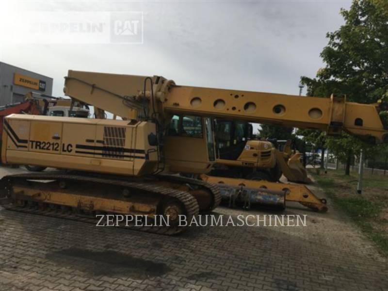 E.W.K. トラック油圧ショベル TR2212 equipment  photo 2