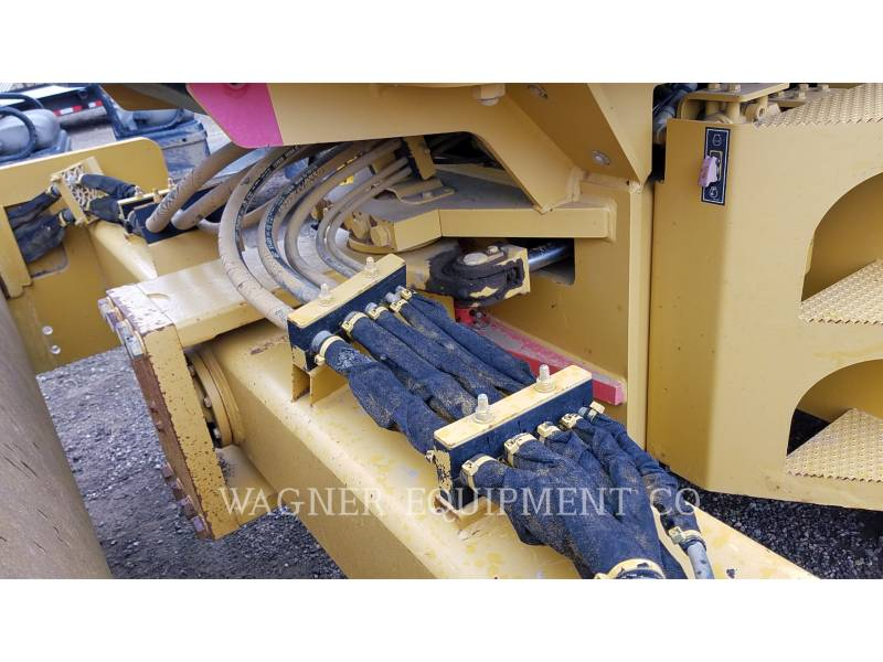 CATERPILLAR VIBRATORY SINGLE DRUM SMOOTH CS56 equipment  photo 23