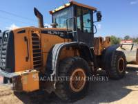HYUNDAI WHEEL LOADERS/INTEGRATED TOOLCARRIERS HL757-9A XTD equipment  photo 2