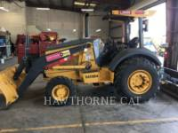 Equipment photo JOHN DEERE 210K BAGGERLADER 1