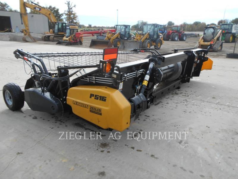 LEXION COMBINE Cabezales P516 equipment  photo 1