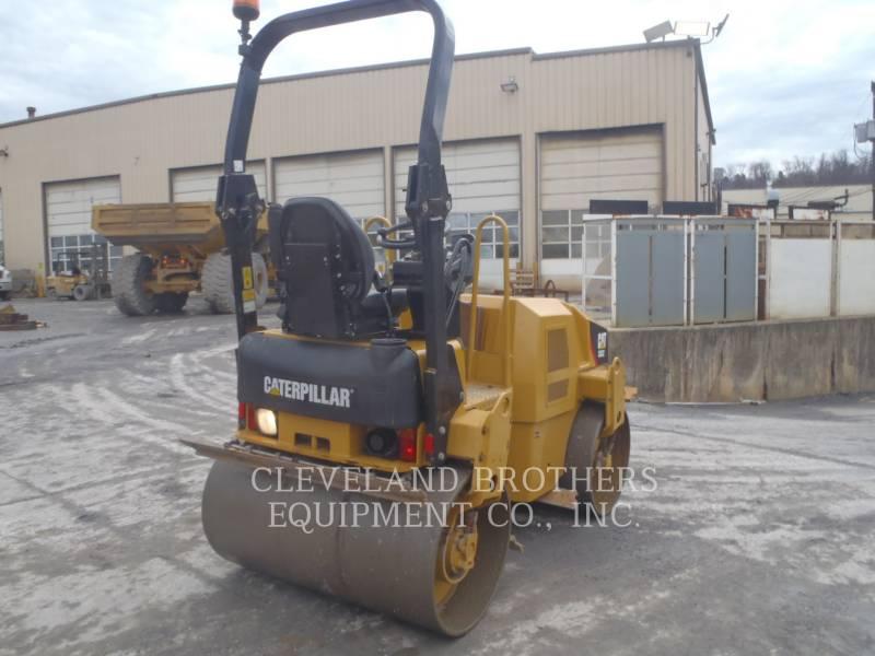 CATERPILLAR COMPACTADORES CB32 equipment  photo 4