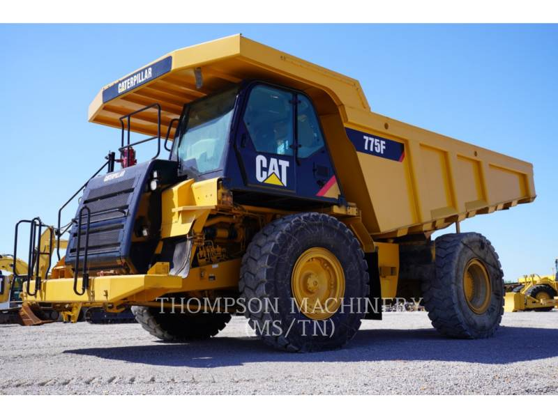 CATERPILLAR MULDENKIPPER 775F equipment  photo 8