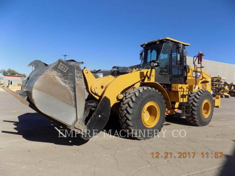 CATERPILLAR ホイール・ローダ/インテグレーテッド・ツールキャリヤ 950GC FC equipment  photo 4