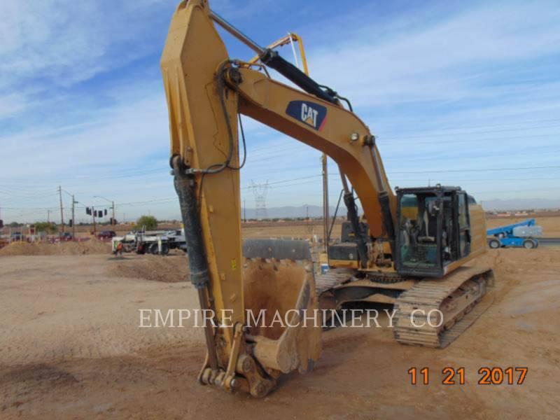 CATERPILLAR トラック油圧ショベル 336EL HYB equipment  photo 4